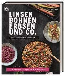 Tami Hardeman: Linsen, Bohnen, Erbsen und Co.: Das Hülsenfrüchte-Kochbuch, Buch