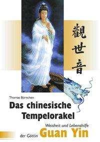Thomas Börnchen: Das chinesische Tempelorakel, Buch