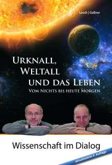 Harald Lesch: Urknall, Weltall und das Leben, Buch