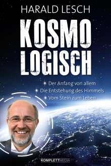 Harald Lesch: Kosmologisch, Buch