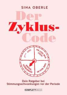 Sina Oberle: Der Zyklus-Code, Buch