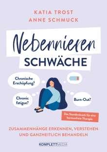 Katia Trost: Nebennierenschwäche, Buch