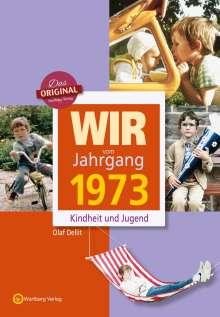 Olaf Dellit: Wir vom Jahrgang 1973 - Kindheit und Jugend, Buch