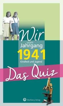 Helmut Blecher: Wir vom Jahrgang 1941 - Das Quiz, Buch