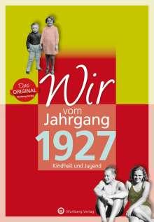Reinhard Appel: Wir vom Jahrgang 1927 - Kindheit und Jugend, Buch