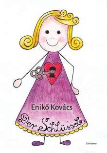Eniko Kovács: Der Schlüssel, Buch