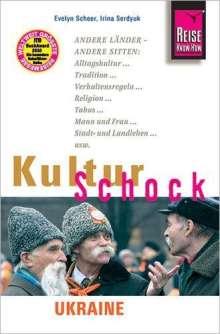 Evelyn Scheer: Reise Know-How KulturSchock Ukraine, Buch