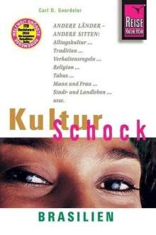 Carl D. Goerdeler: Reise Know-How KulturSchock Brasilien, Buch