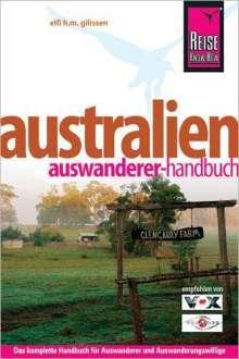 Elfi H. M. Gilissen: Reise Know-How Australien Auswanderer-Handbuch, Buch