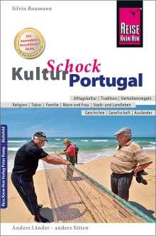 Silvia Baumann: KulturSchock Portugal, Buch