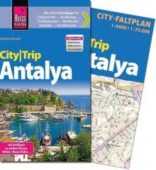 Juliane Israel: Reise Know-How CityTrip Antalya, Buch