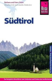 Hans Otzen: Reise Know-How Südtirol, Buch