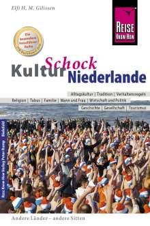 Elfi H. M. Gilissen: Reise Know-How KulturSchock Niederlande, Buch