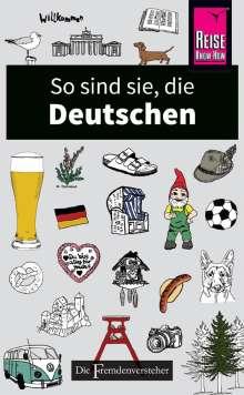 Stefan Zeidenitz: So sind sie, die Deutschen, Buch