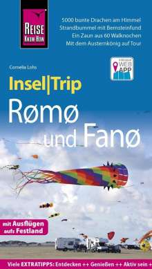 Cornelia Lohs: Reise Know-How InselTrip Rømø und Fanø, Buch
