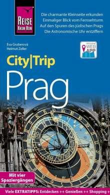 Helmut Zeller: Reise Know-How CityTrip Prag, Buch