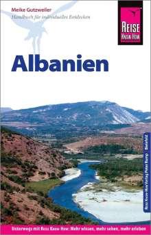 Meike Gutzweiler: Reise Know-How Reiseführer Albanien, Buch