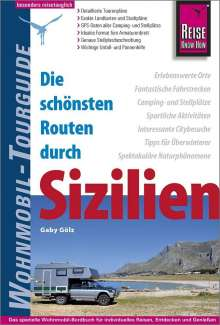 Gaby Gölz: Reise Know-How Wohnmobil-Tourguide Sizilien, Buch