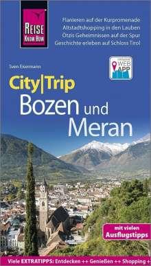 Sven Eisermann: Reise Know-How CityTrip Bozen und Meran, Buch