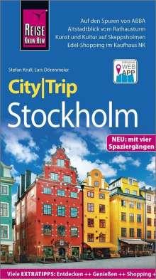 Lars Dörenmeier: Reise Know-How CityTrip Stockholm, Buch