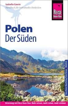 Izabella Gawin: Reise Know-How Reiseführer Polen - der Süden, Buch