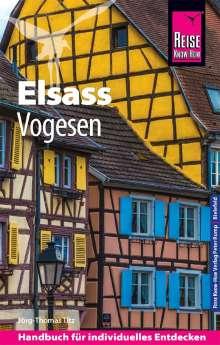 Barbara Titz: Reise Know-How Reiseführer Elsass und Vogesen, Buch