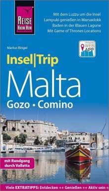 Markus Bingel: Reise Know-How InselTrip Malta mit Gozo und Comino, Buch