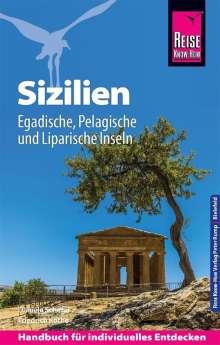 Friedrich Köthe: Reise Know-How Reiseführer Sizilien und Egadische, Pelagische & Liparische Inseln, Buch