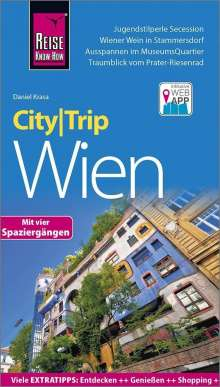 Daniel Krasa: Reise Know-How CityTrip Wien, Buch