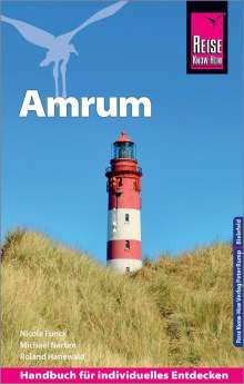 Nicole Funck: Reise Know-How Reiseführer Amrum, Buch