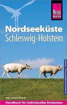 Hans-Jürgen Fründt: Reise Know-How Reiseführer Nordseeküste Schleswig-Holstein, Buch
