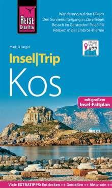 Markus Bingel: Reise Know-How InselTrip Kos, Buch