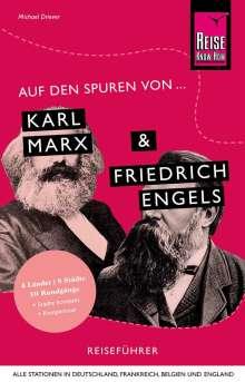 Michael Driever: Auf den Spuren von Karl Marx und Friedrich Engels, Buch