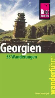 Peter Nasmyth: Reise Know-How Wanderführer Georgien - 53 Wanderungen -, Buch