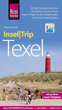 Ulrike Grafberger: Reise Know-How InselTrip Texel, Buch