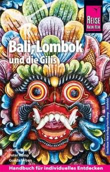 Stefan Blank: Reise Know-How Reiseführer Bali, Lombok und die Gilis, Buch