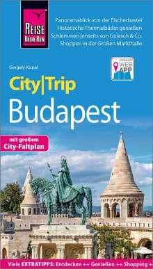 Gergely Kispál: Reise Know-How CityTrip Budapest, Buch