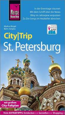 Björn Jungius: Reise Know-How CityTrip St. Petersburg, Buch