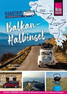Marvin Brecht: Reise Know-How  Roadtrip Handbuch Balkan-Halbinsel: von Deutschland bis Albanien mit dem Bulli, Buch