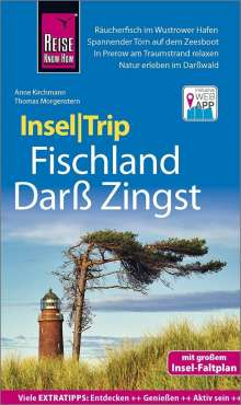 Thomas Morgenstern: Reise Know-How InselTrip Fischland, Darß, Zingst, Buch