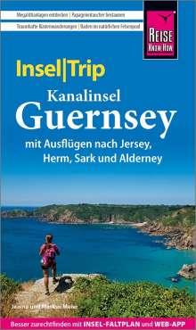 Janina Meier: Reise Know-How InselTrip Guernsey mit Ausflug nach Jersey, Buch