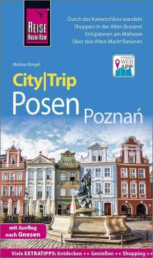 Markus Bingel: Reise Know-How CityTrip Posen / Poznan, Buch