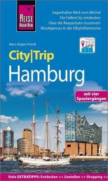 Hans-Jürgen Fründt: Reise Know-How CityTrip Hamburg, Buch