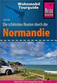 Gaby Gölz: Reise Know-How Wohnmobil-Tourguide Normandie, Buch