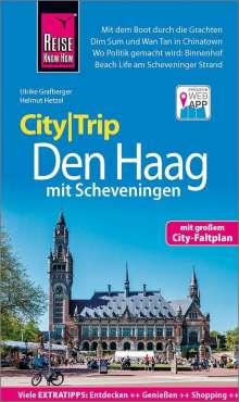 Helmut Hetzel: Reise Know-How CityTrip Den Haag mit Scheveningen, Buch
