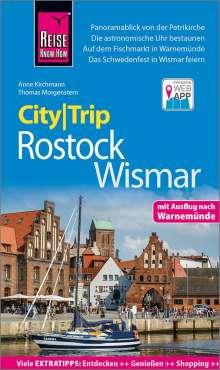 Thomas Morgenstern: Reise Know-How CityTrip Rostock und Wismar, Buch