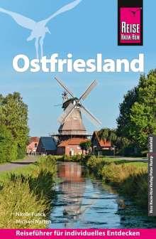 Nicole Funck: Reise Know-How Reiseführer Ostfriesland, Buch
