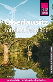 Detlef Krell: Reise Know-How Reiseführer Oberlausitz, Lausitzer Seenland mit Zittauer Gebirge, Buch