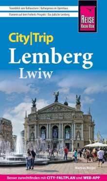 Markus Bingel: Reise Know-How CityTrip Lemberg/Lwiw, Buch