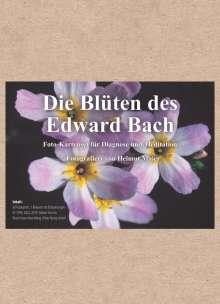 Helmut Maier: Edition Tirta: Kartenset - Die Blüten des Edward Bach, Buch